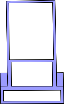 plan of temple C